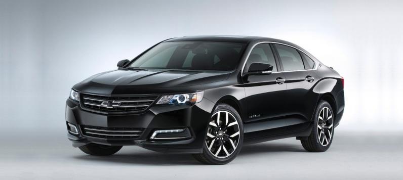 New Smyrna Chevrolet >> 2015 Midnight Edition Impala