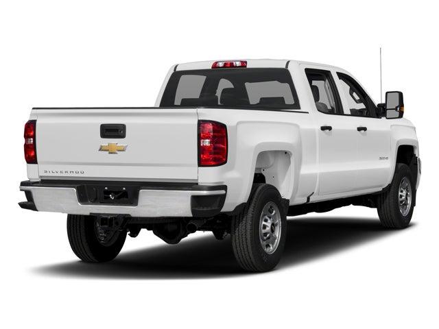 2018 Chevrolet Silverado 2500hd Work Truck New Smyrna