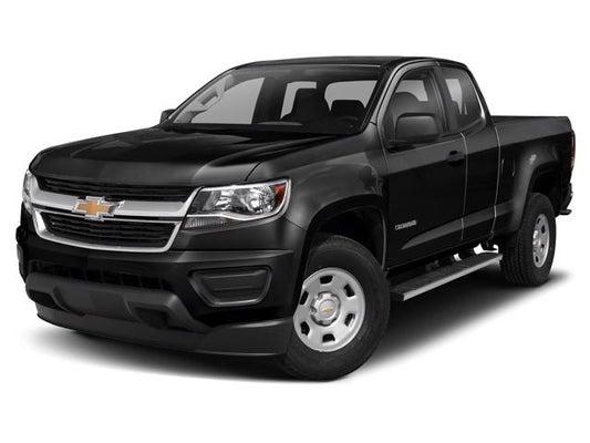 New Smyrna Chevrolet >> 2020 Chevrolet Colorado 2wd Work Truck New Smyrna Beach Fl