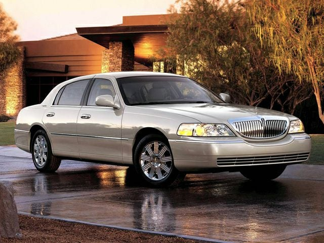 2007 Lincoln Town Car Signature New Smyrna Beach Fl Serving Port