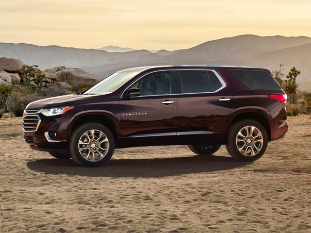 2019 Chevrolet Traverse Ls New Smyrna Beach Fl Serving