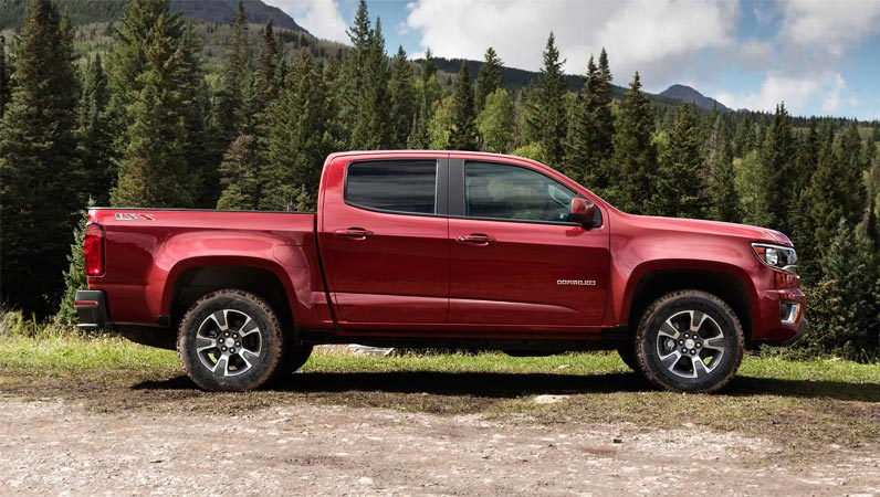 chevy colorado is 2015 motor trend truck of the year. Black Bedroom Furniture Sets. Home Design Ideas