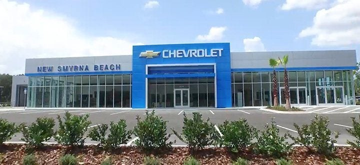 New Smyrna Chevrolet >> New Smyrna Beach Chevrolet Chevy Dealer Serving Daytona